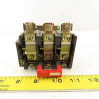 Square D Class 9065 Type SEO-5 600V Contactor Overload