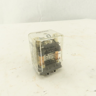 Potter & Brumfield CUA-41-31026 Time Delay On Operator 24VAC Relay 16 Second