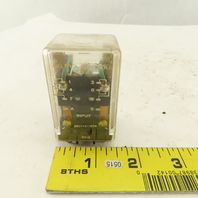 Deltrol 165TD Time On Delay 2 Second Timing Relay Ice Cube