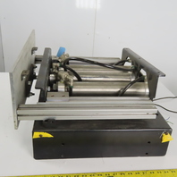 "20"" Extension 2 Stage Pneumatic Sorter/Pusher/Diverter Conveyor Accessory Part"