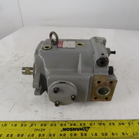 Toyooki HPP-VD3V-F40A3-063-A Variable Displacement Hydraulic Piston Pump