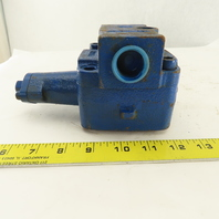 6X0-13-R Variable Displacement Pump 9/16 Obround Shaft
