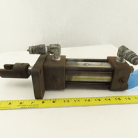 """2-3/4"""" Bore 1-1/2"""" Stroke Double Acting Hydraulic Cylinder"""