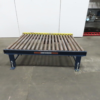 "Power Roller Case Pallet Conveyor 52""BF x 71""L x 18-1/2""H 18FPM 208-230/460V 3Ph"