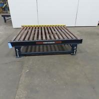 "Power Roller Case Pallet Conveyor 52""BF x 60""L x 14"" 15FPM 208-230/460V 3Ph"