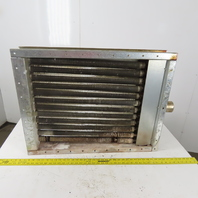 """Aerofin BNF 25 x 32"""" 2 Row 5/8"""" Tube Heating Cooling Steam Coil Heat Exchanger"""