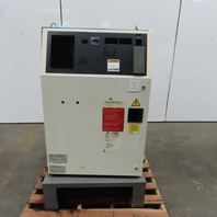 """39"""" x 29""""x 19"""" Electrical Enclosure Hinged Door & Back Plate From a Fanuc Robot"""