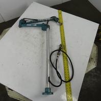 "Cleco SBA-18-AH Tool Screwdriver Balancer Torque Arm 18"" Reach Bench Mount"