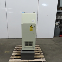 """29""""x15""""x19"""" Electrical Enclosure Hinged Door & Back Plate From a Fanuc Robot"""
