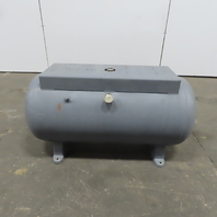 60 Gallon Horizontal Air Compressor Receiver Tank 200 PSI WP