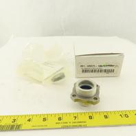 "Miller Fluid Power 051-KR075-100 1"" Bore Rod Seal Kit Bolt Flange"
