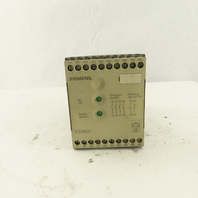 Siemens 3TK2804-0BB4 2 Channel Safety Relay 240V 1Hp MAX 24VDC
