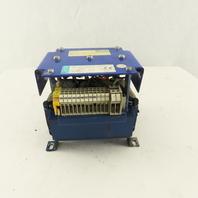 Electrotechnics DGSK 137-207 460/480-525VAC Primary 24VDC Transformer Rectifier