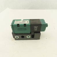 Numatics 153SA431K000030 2 Position Solenoid Directional Valve 150PSI Air
