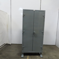 """Strong hold 36-244G 4 Shelf Industrial Tool Parts Storage Cabinet 36x24x78"""""""
