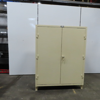 """Strong Hold 7 Shelf Industrial Tool Parts Storage Cabinet 72x24x78"""""""