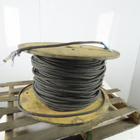 Southwire E57498 1/0 AWG 600V ETFE Insulated Silver Plated Appliance Cable 850'