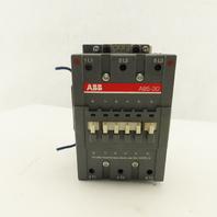 ABB A95-30 600V 3Ph 75Hp Max Magnetic Contactor 120V Coil