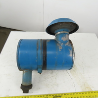 """Quincy 4"""" Connection Air Compressor Intake Filter Muffler Housing From 60Hp"""