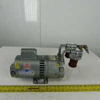 Gast 1022-V103-G272X 3/4Hp 115/230V 1Ph 1725RPM Vacuum Pump