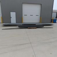 """20 Gauge 39"""" Wide Painted Steel Roof/Mezzanine Decking 651' Total length"""
