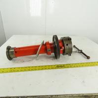 Ridgid Model 500 Pipe Threading Machine Drive Shaft & Chuck Key