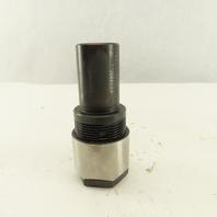 """Kennametal SS100STL169 25mm L Collet Tap Chuck 1"""" Shank #0-1/2"""" Tap Range"""