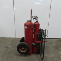 General TWDC-150S ABC Dry Chemical Stored Pressure 150lb Fire Extinguisher