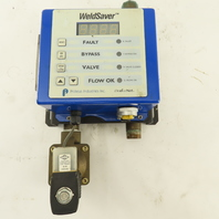 Proteus Industries 9WS2WRXE-001A Weld Saver Cooling Flow Controller