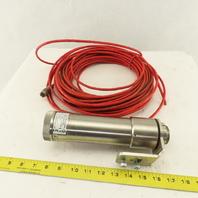 Fluke E1RL-F2-L-0-0 Endurance Series 20-48VDC Infrared Pyrometer 3272 °F