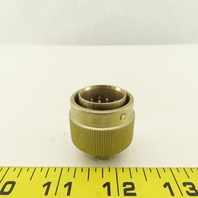 Souriau FR 8 40 3 Solder Cup Circular Connector 12 Pin Male