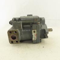 """Nachi PVS-1B-22N1-U-11 Piston Pump 22cm3/REV Capacity 25MPa MAX 3/4"""" Shaft"""