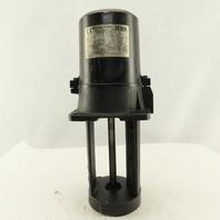 Teral VKP075A Coolant Pump 180W 3460RPM 3Ph 200/220V 3m/head 75l/min