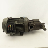 Nippon TFO-K 0.75kW 1710RPM 3Ph 200/220V Oil Trochoid Pump