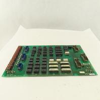 Okuma E4809-770-032-2 Relay Board 1