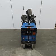 Miller Dialarc 250 AC/DC Arc Stick Welder W/Wheel Package 200/230/460V 1Ph