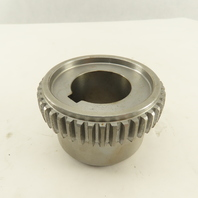 """Lovejoy C1.5 HUB1-3/8 Steel Grid Rigid Coupling Hub 1-3/8"""" Bore"""