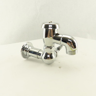 Chicago Faucet WWG952CP Chrome Low Arc Inside Sill Faucet 7 GPM