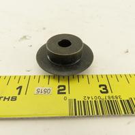 "Meed MFG 10-89 Pipe Cutting Wheel 1-5/8"" OD 0.3600 Center Hole"