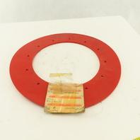 "Aro 93994-1 Drum Wiper Seal Red 11-7/16"" OD"