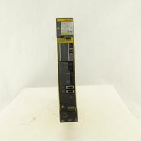 Fanuc A06B-6114-H104 Rev D 4.5kW L Axis 13A Servo Amplifier