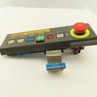 Fanuc A20B-1007-0850/03B R-J3iB Robot Controller Operator Interface