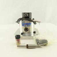 Gerwah ESM100 Servo Motor GAM Style Gear Reducer & Heidenhain Encoder 250.587.17