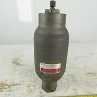 Nippon Accumulator N70-1 Hydraulic 1L Cap. 70kg/cm2