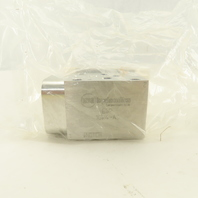 Sun Hydraulics EBP 1GW4-AC ISO 03 Aluminum Sandwich Manifold
