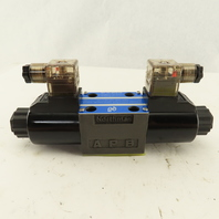 Northman SWH-G02-C2-D24-20 Double Solenoid Operated Directional Valve 24VDC Coil