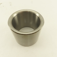 """2-7/16"""" ID Hardened Ball Bearing Smooth Bore Guide Sleeve 3-1/16"""" OD 2-5/8"""" Wide"""