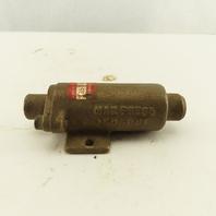 Schrader Bellows 3351-0199 Bronze Clamp Cylinder Parts/Repair 1/8NPT