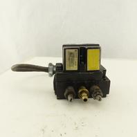 Parker SS20003701 Pneumatic Solenoid Valve 120V Coil