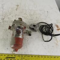 "Masuda F-HLME06-10S0 Hydraulic Filter Assembly 3/4"" NPT Ports"